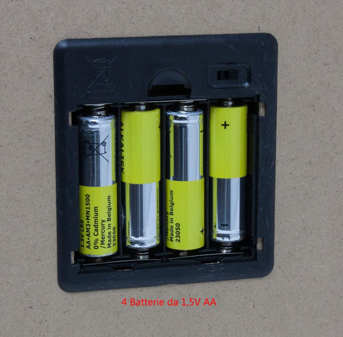 smartspec redondo biselado Auto Mini aire fr/ío ingesta 25/mm coche filtros de aire