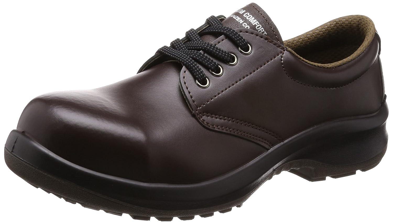 [ミドリ安全] 安全靴 JIS規格 耐油 耐薬 短靴 プレミアムコンフォート PRM210NT B0761K71KD 29.0 cm|ダークブラウン ダークブラウン 29.0 cm