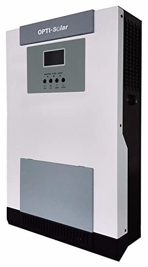 5000VA 4000W 48V Inversor híbrido solar onda pura con ...
