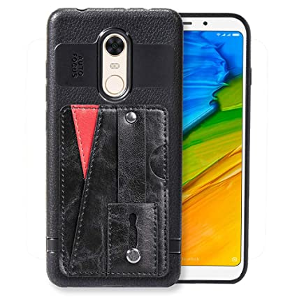 LEMORRY Funda para Multifuncional Xiaomi Redmi Note 5 (Redmi ...