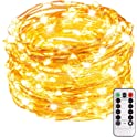 Aloveco 33ft 100-LED String Lights with Remote