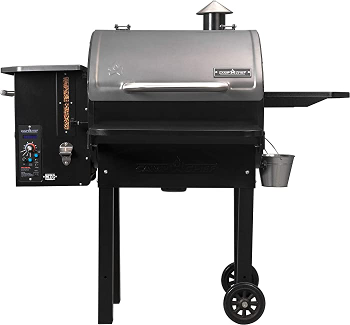 Updated 2021 – Top 10 Home Depot Camp Chef Pellet Bbq
