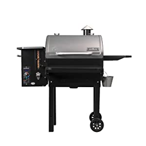 Camp Chef smoker grill combo