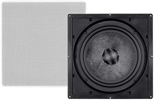 Monoprice Alpha In-Wall Subwoofer