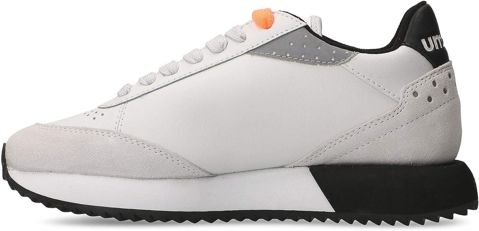Luxury Fashion | Umbro Mujer U181906BNWHITE Blanco Zapatillas | Temporada Outlet: Amazon.es: Zapatos y complementos