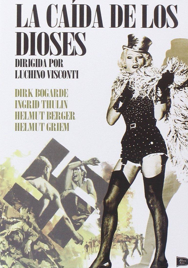Amazon.com: The Damned (1969) (La caduta degli dei ...