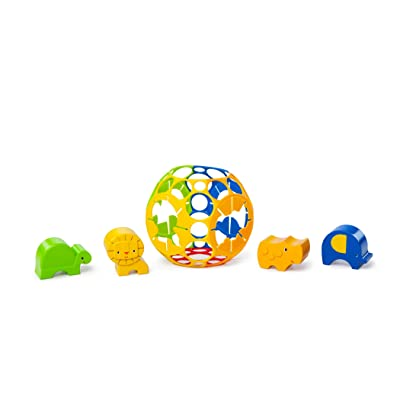 Oball Shape Sorter (Dispatched from UK) : Baby