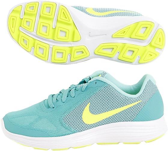 Nike Girls' Revolution 3 (Gs) running