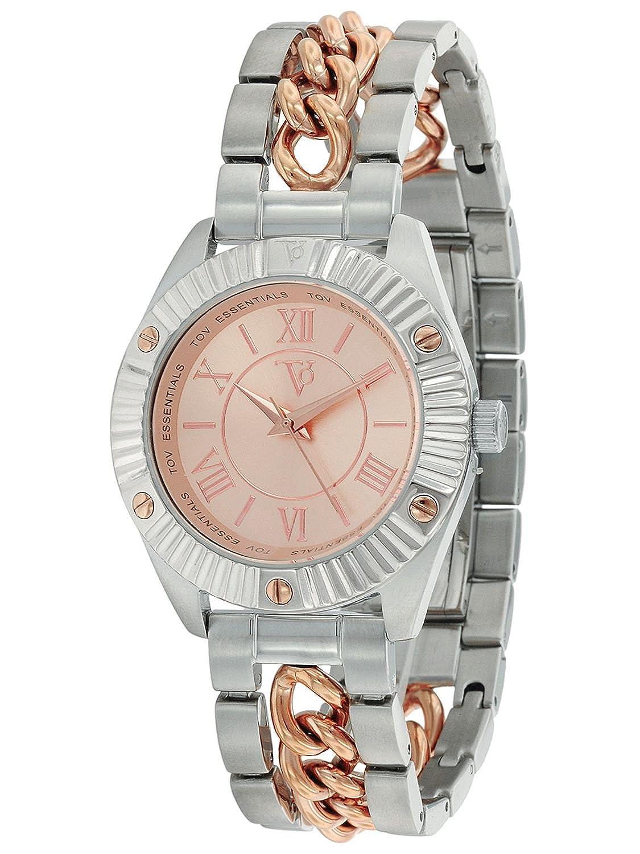 TOV Essentials Sarah Lingg Damen-Armbanduhr 1464.003