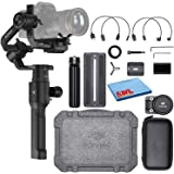 DJI Ronin-S Handheld 3-Axis Gimbal Stabilizer with All-in-One Control for DSLR and Mirrorless Cameras Basic Starter Bundle -