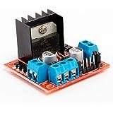 Neuftech L298N Double Pont H DC Driver Controller Motor pas à pas Module pour Arduino