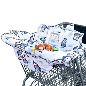 Fabulous Amazon Com Cute Owl Shopping Cart Covers For Baby With Alphanode Cool Chair Designs And Ideas Alphanodeonline