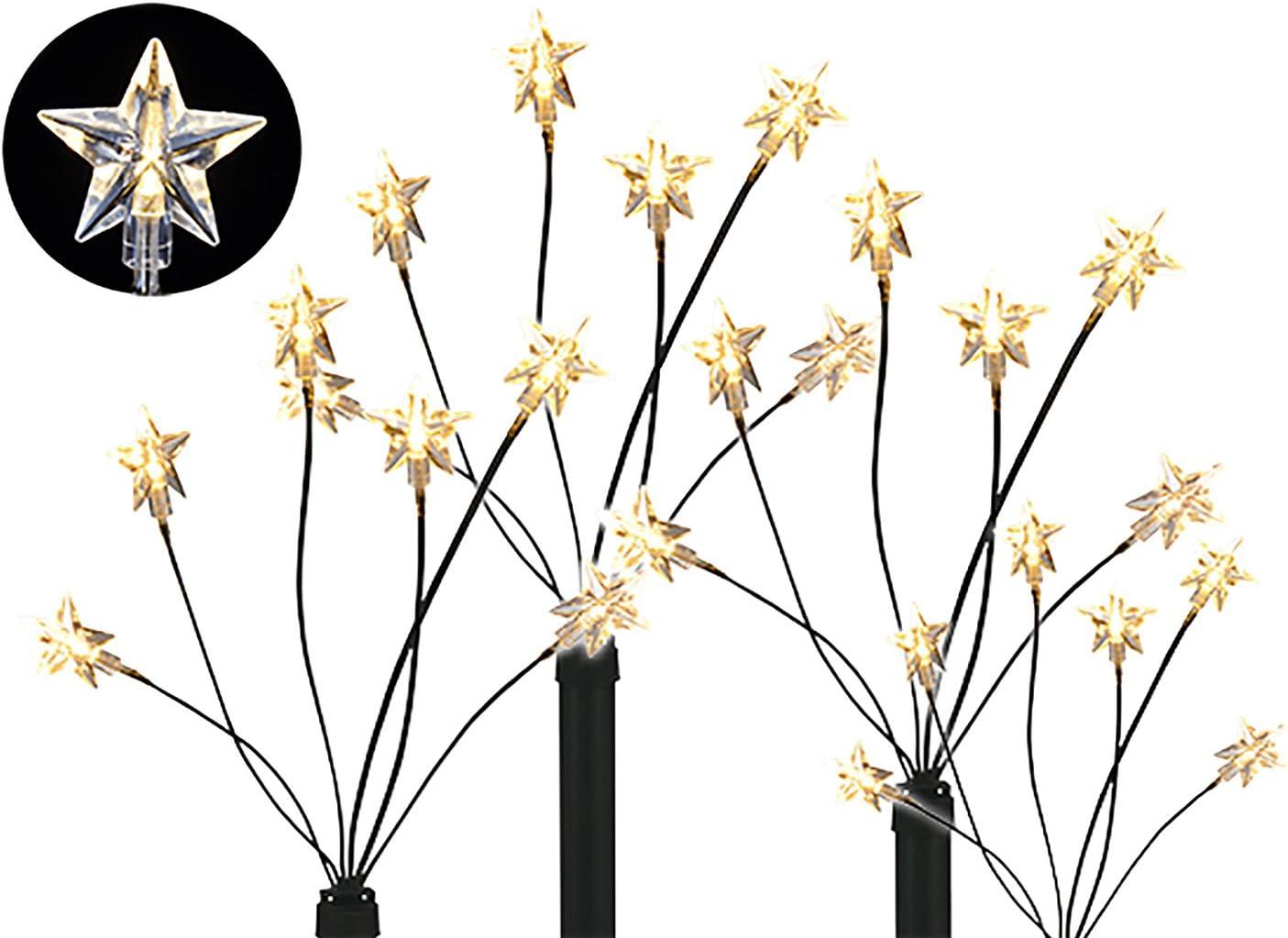 Gärtner Pötschke LED-Leuchtstäbe 6er-Set