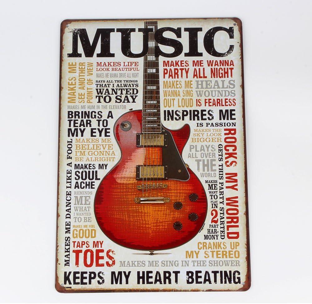Fut música mantiene mi corazón latiendo rocas mi mundo guitarra ...
