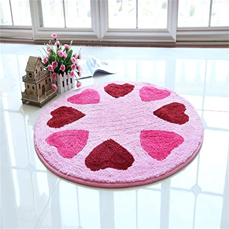 European and American Style Carpet Computer Chair Rattan Chair Mats ...