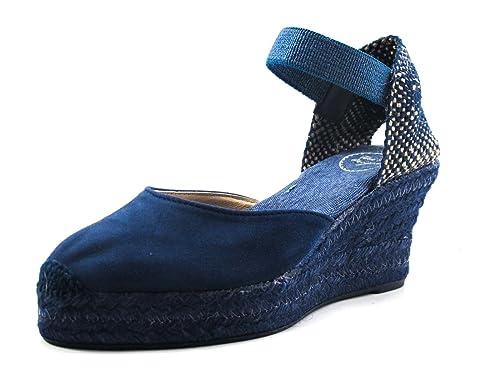 Zapatillas de Esparto Toni Pons 5 Cuerdas Azul - 40: Amazon.es: Zapatos y complementos