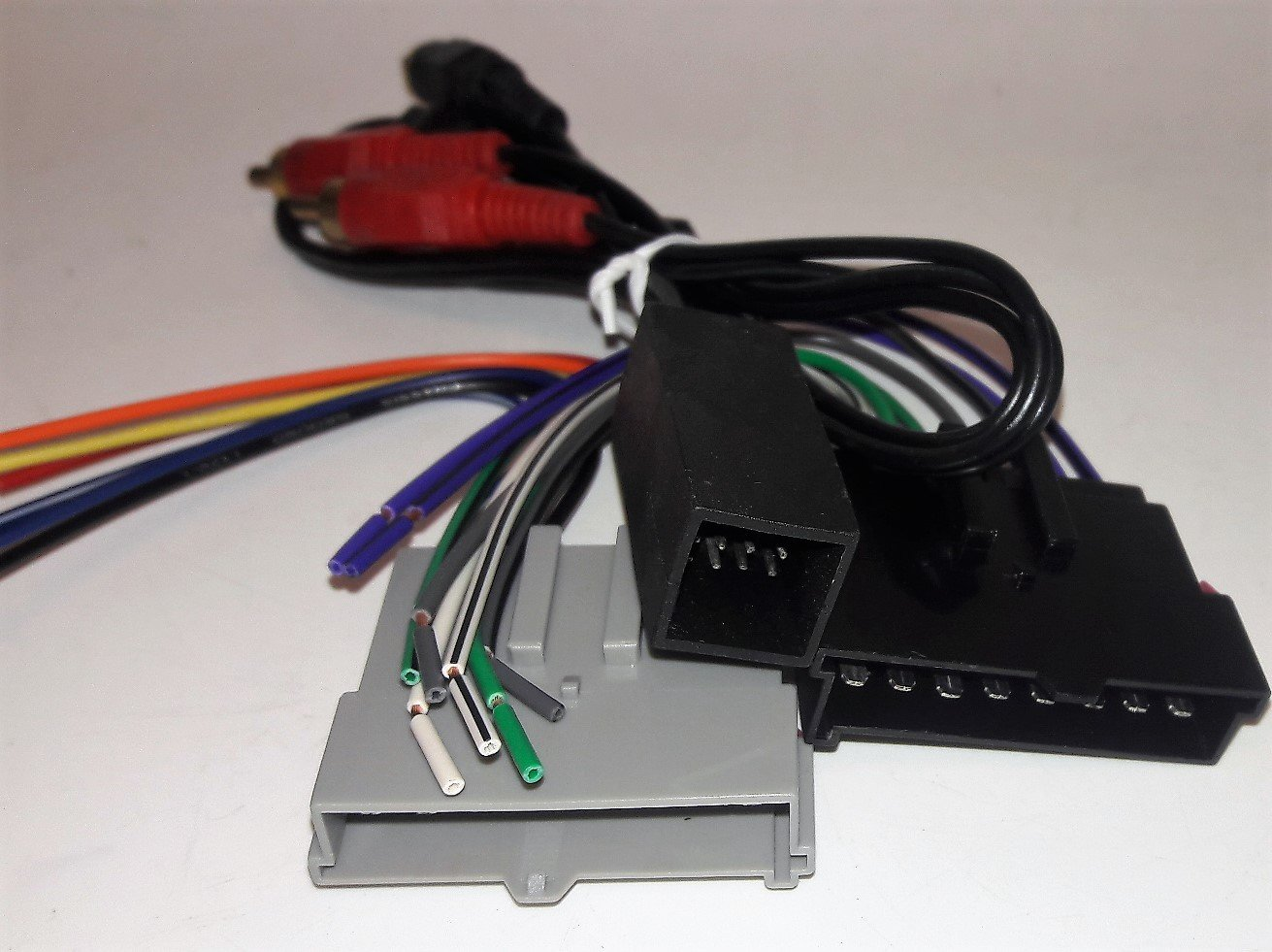 carxtc radio install wire harness for installing a new car radio into a ford explorer (1991 1994) Auto Wiring Harness Kits
