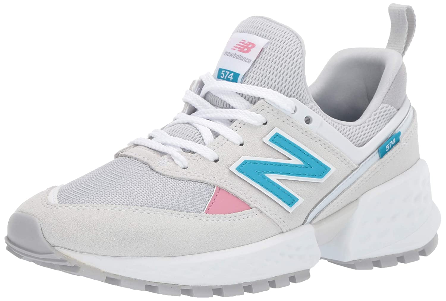 low priced a5e08 c78fa New Balance 574 Sport Women | Arctic Fox/Ozone Blue (WS574PRA)