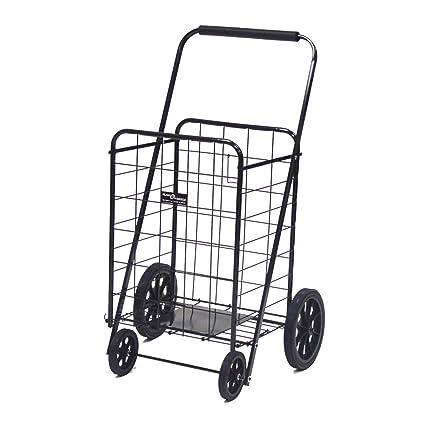 1780106a142c Amazon.com  Easy Wheels Super Shopping Cart
