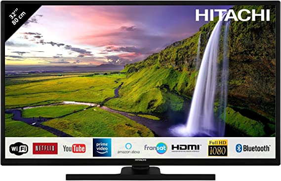 TV 32 Hitachi 32HE4100