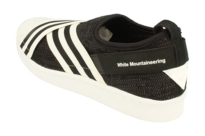 adidas originali white alpinismo wm superstar.