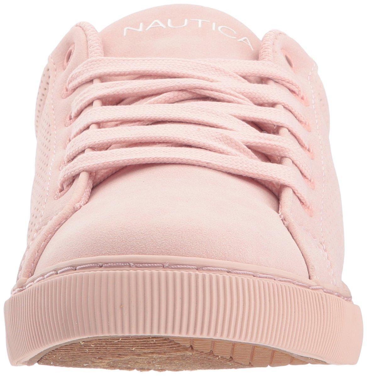 Nautica Women's Steam Sneaker Pink B071D1WH8X 6.5 B(M) US|Mineral Pink Sneaker Mono e487f3