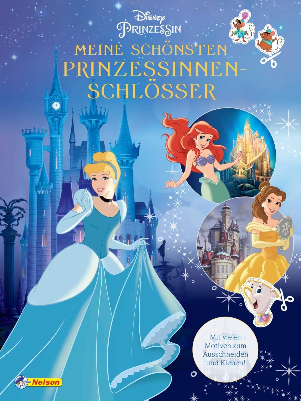 Disney Prinzessin: Meine schönsten Prinzessinnen-Schlösser