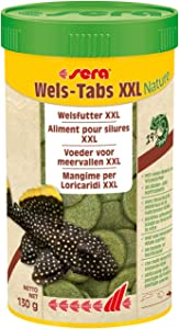 sera Catfish Tabs XXL Nature 250 ml, 4.6 oz., One Size