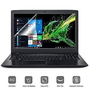 "(2 Pack)15.6"" Anti-glare Matte Waterproof Anti-Scratch Screen Protector (Display 16:9 Laptop)"