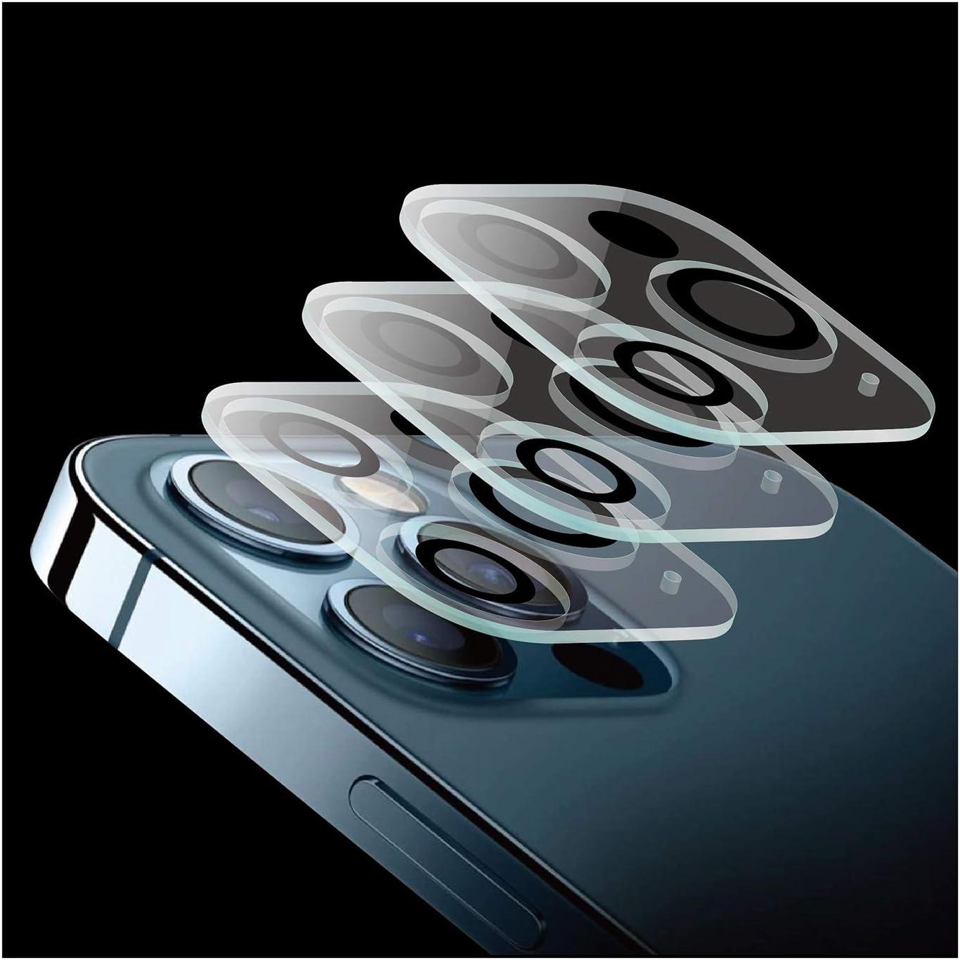 Protector Para Camara De iPhone 12 Pro Pack 3