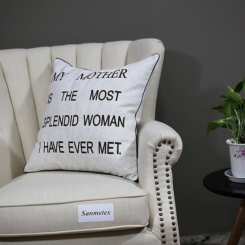 Sanmetex Mothers Brithday Natural Pillows product image