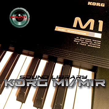 KORG M1/M1R - Large Original Factory & NEW Created Sound