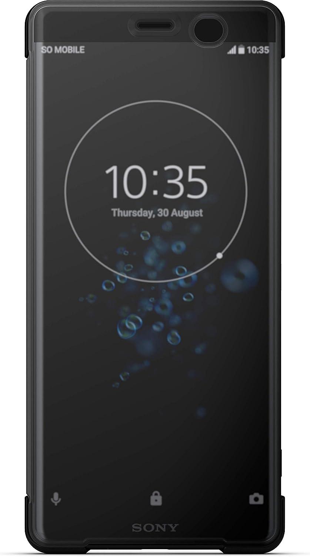 Sony Funda Protectora con función Soporte/Touch Xperia XZ3: Amazon.es: Electrónica