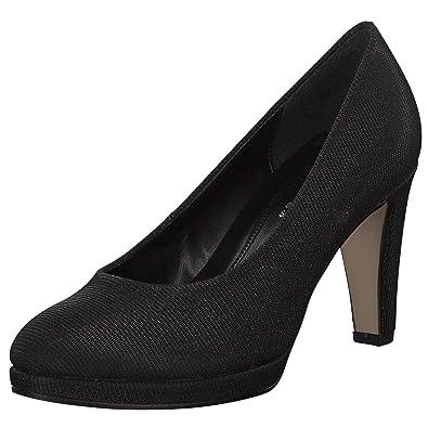 GABOR Platform Heels black
