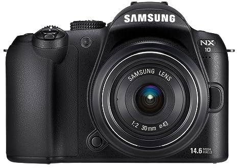 Samsung NX10 - Cámara Digital Compacta: Amazon.es: Electrónica
