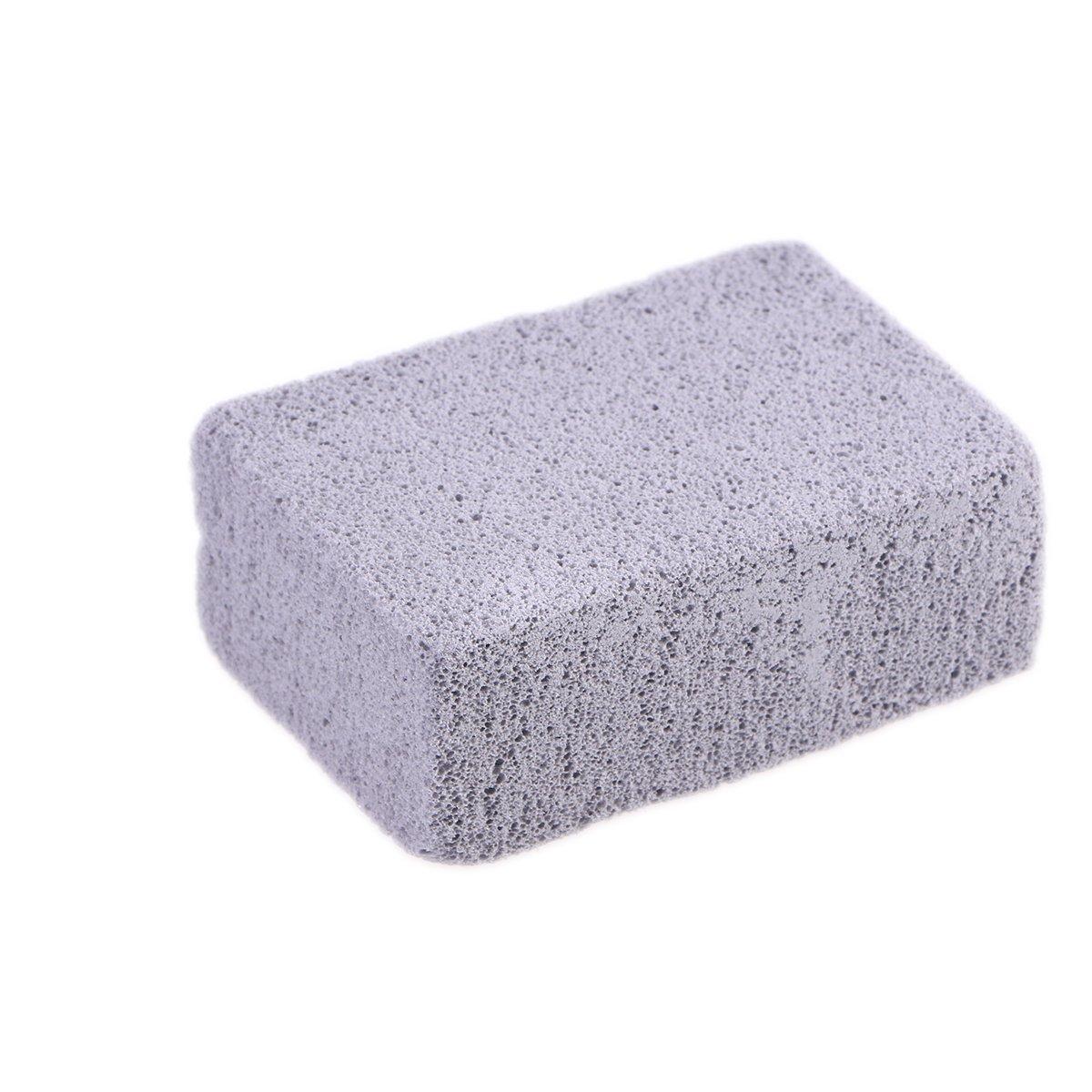 OUNONA Pumice Stone Foot Care Scrubber Stone Grill Cleaning Block