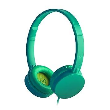 Energy Sistem Colors - Auriculares de diadema cerrados (con cable plano antienredos) kiwi: Amazon.es: Electrónica