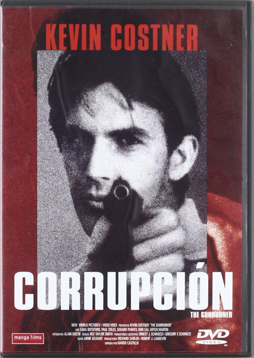 Corrupción [DVD]: Amazon.es: Kevin Costner, Sara Botsford ...