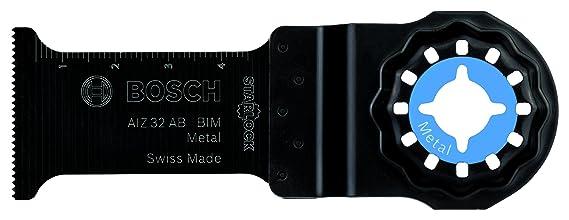 BOSCH 2608661688 - Accesorio para multiherramienta AIZ 32 AB: metal: Amazon.es: Bricolaje y herramientas