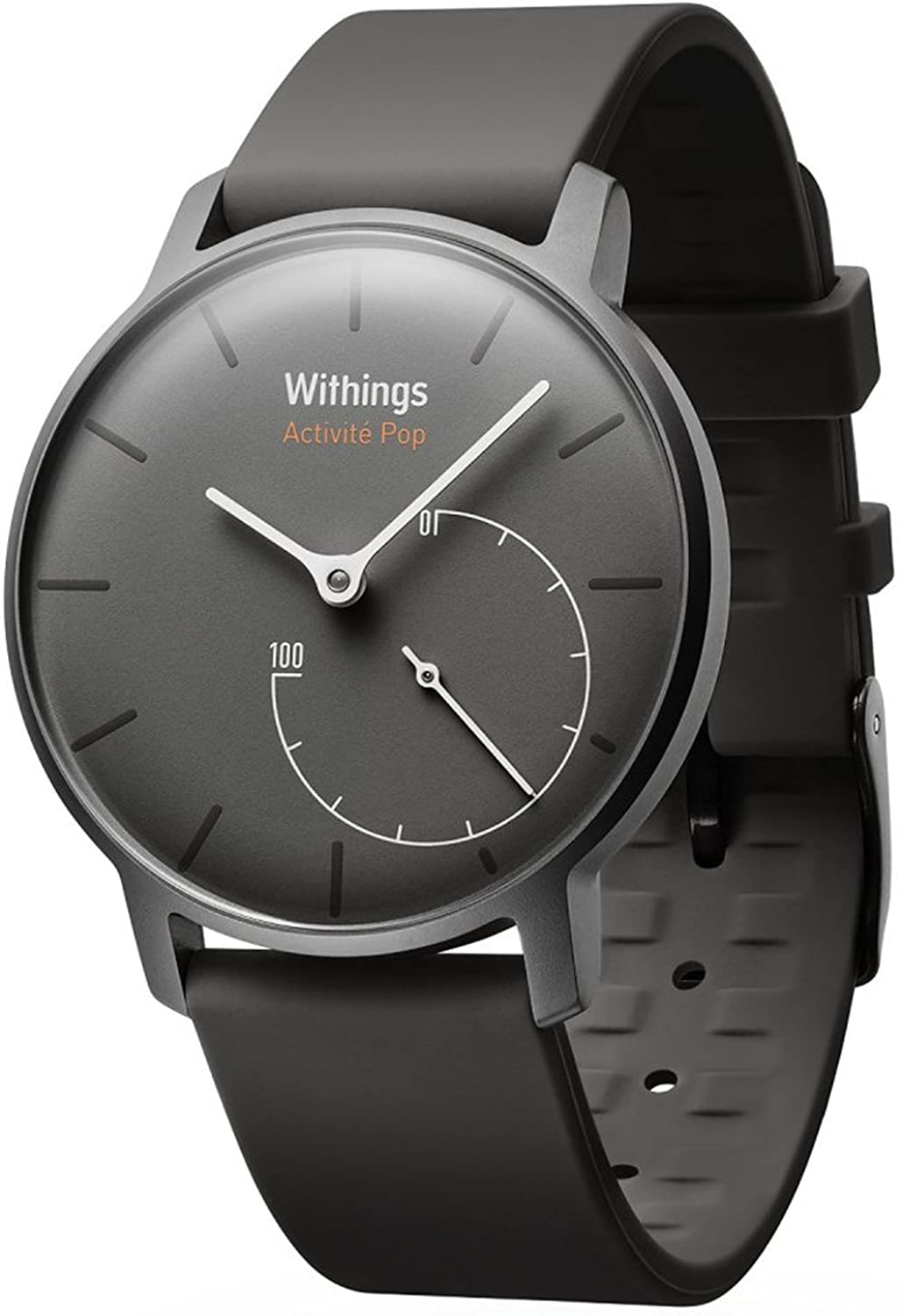 Withings ActivitÉ Pop - Smartwatch und Fitnesstracker - Bluetooth - shark grey