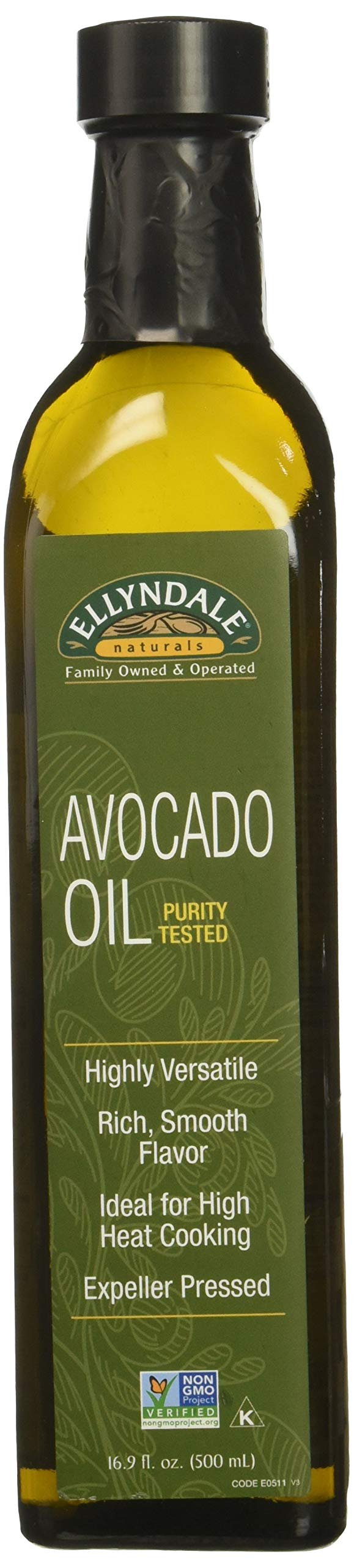 NOW Foods Ellyndale Naturals Avocado Oil