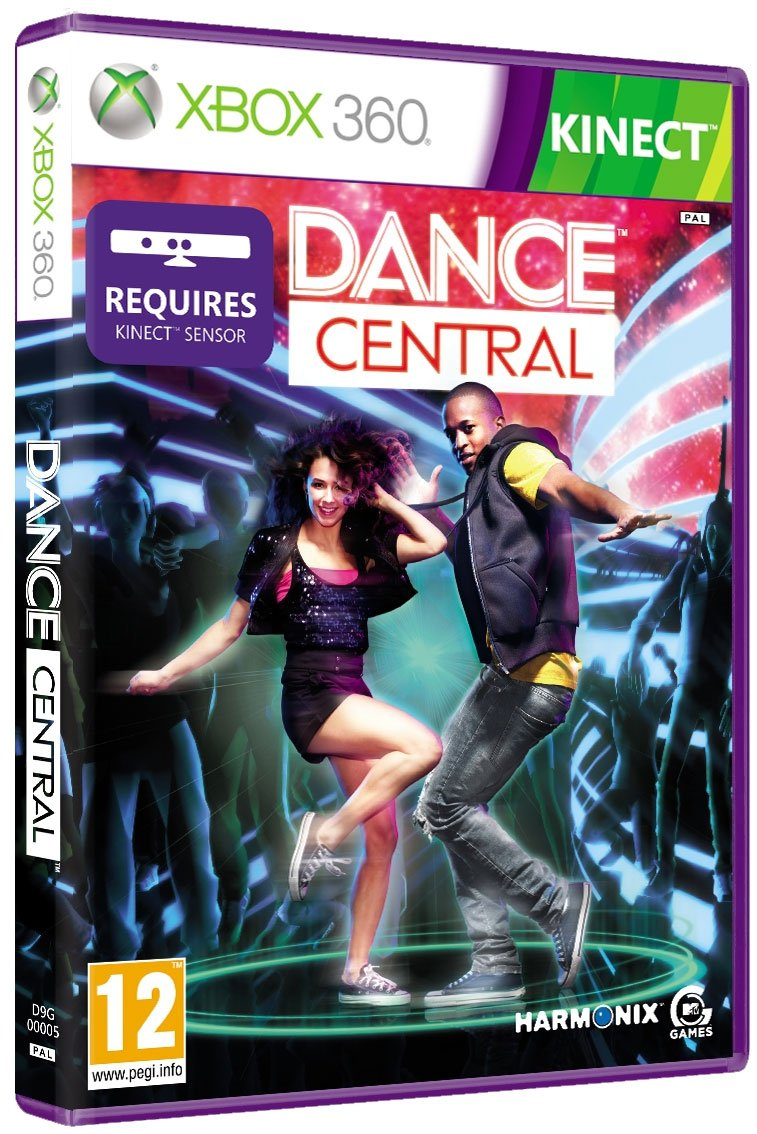 Amazon. Com: new dance central 360 kinect (videogame software.