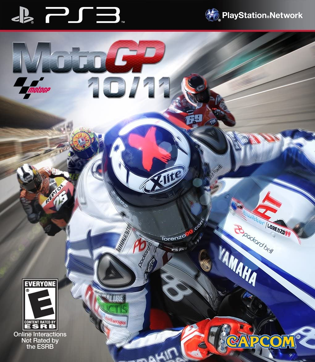 Motogp 10 11 Playstation 3 Video Games Kaset Bd Game Ps4 Need For Speed  Only Reg