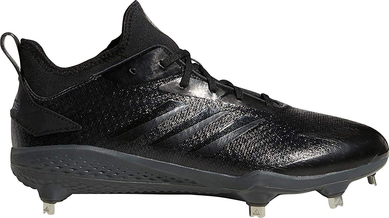 Svart adidas AdiZero AdiZero AdiZero Afterburner V Dipped Cleat herrar Baseball blå  Kvalitetssäkring
