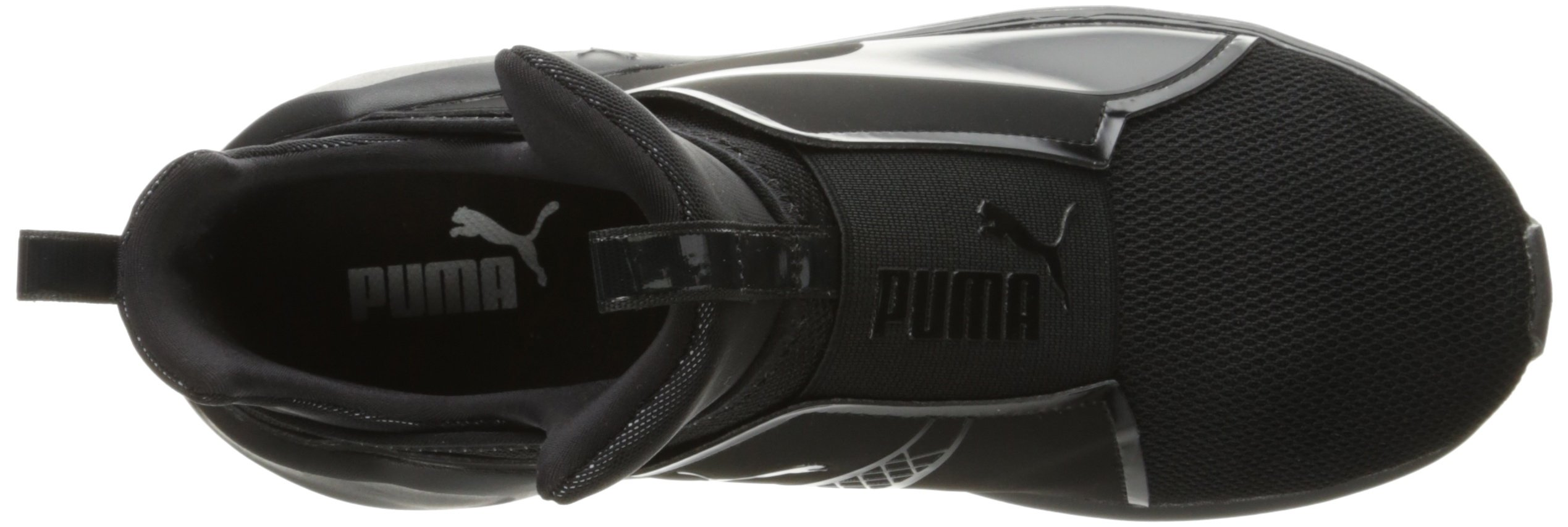 PUMA Women's Fierce Core Cross-Trainer Shoe, Black Black, 9 M US by PUMA (Image #8)
