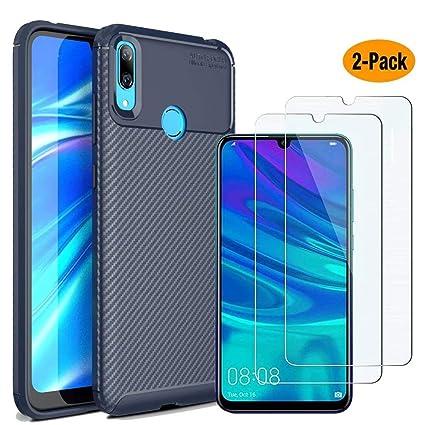 Amazon.com: MYLB-US Huawei Y7 Pro 2019 Funda y Protector de ...