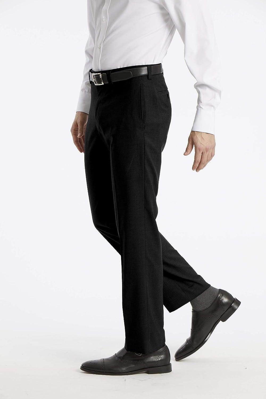 Calvin Klein Moderno Pantalon De Vestir Pantalones Para Vestir Para Hombre Amazon Com Mx Ropa Zapatos Y Accesorios
