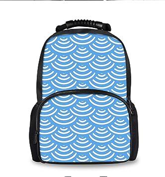 129c668c7882 Amazon.com: Women Men Laptop Computer Backpack Stylish Japanese ...