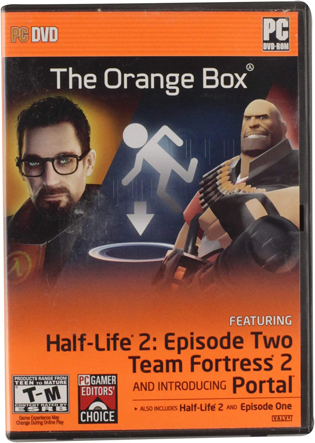 Amazon com: The Orange Box - PC: Video Games
