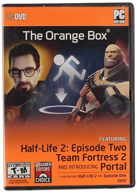 Amazon Com Orange Box Xbox 360 Artist Not Provided Video Games